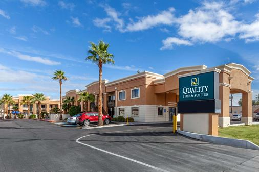 Quality Inn and Suites Mesa - Mesa - Rakennus
