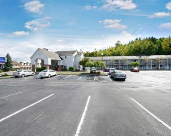 Americas Best Value Inn St. Ignace - Saint Ignace - Rakennus