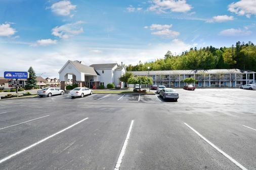 Americas Best Value Inn St. Ignace - Saint Ignace - Κτίριο