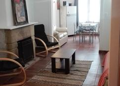 Mediterraneo Apartments Recreo - Viña del Mar - Living room