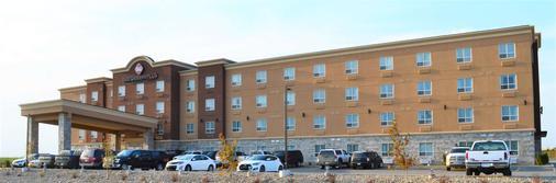Best Western PLUS Kindersley Hotel - Kindersley - Gebäude