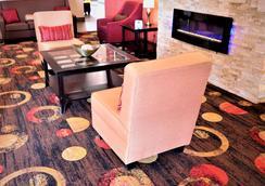 Best Western PLUS Kindersley Hotel - Kindersley - Lobby