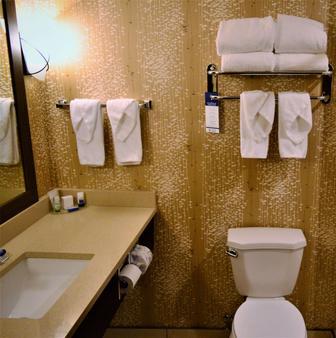 Best Western PLUS Kindersley Hotel - Kindersley - Bad