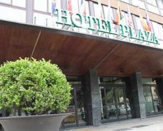 Hotel Plaza - Tarente - Buiten zicht