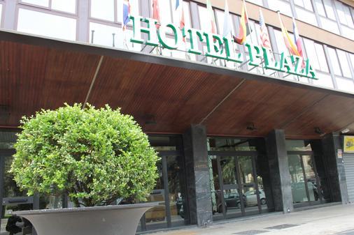 Hotel Plaza - Taranto - Näkymät ulkona