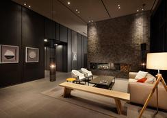 Shilla Stay Mapo - Seúl - Sala de estar