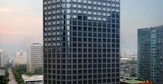 Shilla Stay Mapo - Seul - Edificio