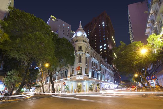 Grand Hotel Saigon - Ho Chi Minh City - Building