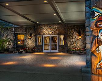 Coast International Inn - Anchorage - Building