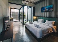 The Tree Sleep And Space - Trang - Bedroom