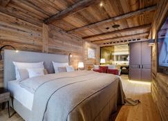 Severins The Alpine Retreat - Lech am Arlberg - Bedroom