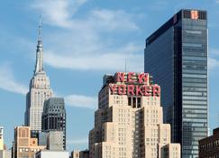 The New Yorker A Wyndham Hotel - Nova York - Vista exterior