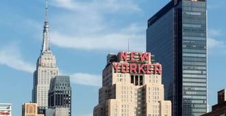 The New Yorker A Wyndham Hotel - Nueva York - Vista del exterior