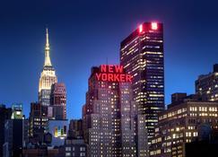 The New Yorker A Wyndham Hotel - Nueva York - Edificio