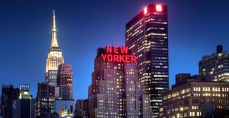 The New Yorker A Wyndham Hotel - New York - Outdoor view