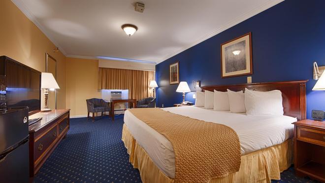 Best Western White House Inn - Bangor - Schlafzimmer