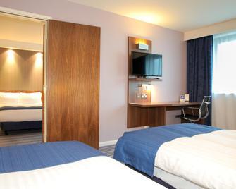 Holiday Inn Express London - Heathrow T5 - Слау - Спальня
