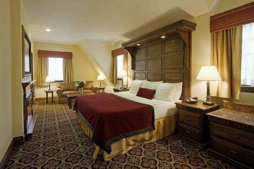 Best Western Premier Mariemont Inn - Cincinnati - Bedroom