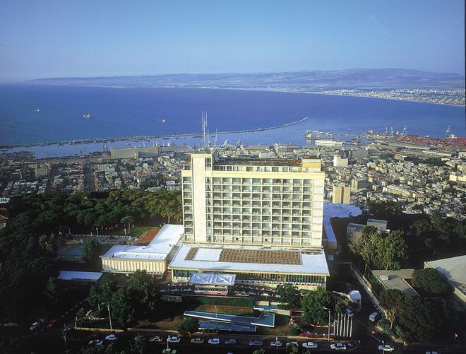 Dan Carmel Haifa - Χάιφα - Κτίριο