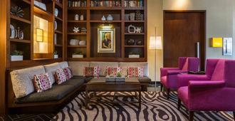 Hotel Derek - Houston - Sala de estar