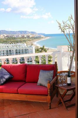 Hostal Avalon - Nerja - Balcony
