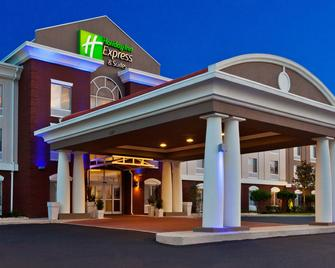 Holiday Inn Express & Suites Dothan North - Dothan - Building