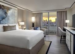 Loews Miami Beach Hotel - Miami Beach - Ložnice