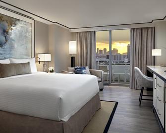 Loews Miami Beach Hotel - Miami Beach - Schlafzimmer