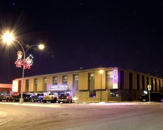 Provost Motor Inn - Provost - Building