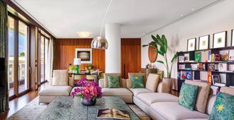Bulgari Hotel Milano - Milan - Living room
