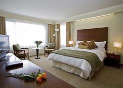 斯圖貝爾套房酒店暨咖啡廳 - 基多 - 基多 - 臥室