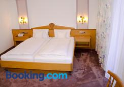Hotel Garni Helvetia - Ischgl - Bedroom