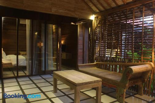 Umaya Ubud Villa - Ubud - Patio