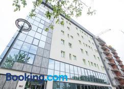 University Hotel Dorrah - Tuzla - Edificio