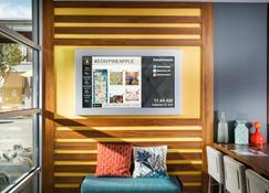 Staypineapple, Hotel Z, Gaslamp San Diego - San Diego - Reception