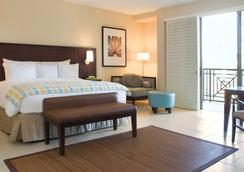 Pier Sixty-Six Hotel And Marina - Fort Lauderdale - Bedroom