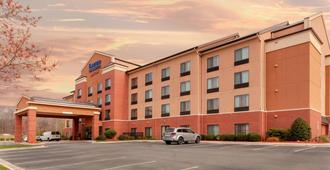 Fairfield Inn & Suites by Marriott Charlotte Matthews - Charlotte - Building