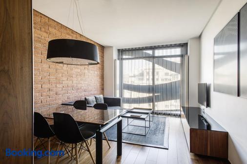 Suites Avenue - Barcelona - Phòng ăn