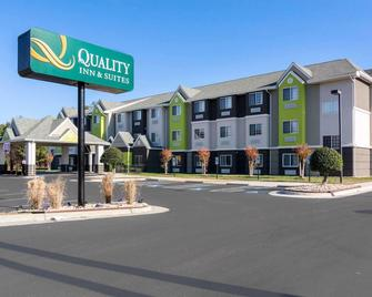 Quality Inn and Suites Ashland near Kings Dominion - Ashland - Gebäude