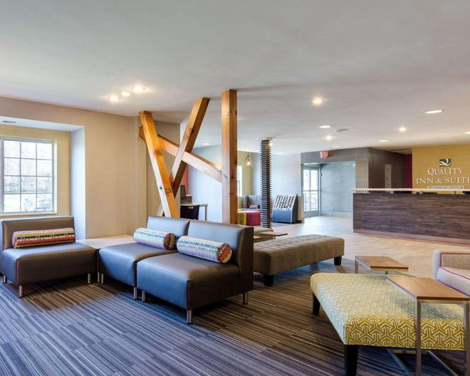 Quality Inn and Suites Ashland near Kings Dominion - Ashland - Lobby