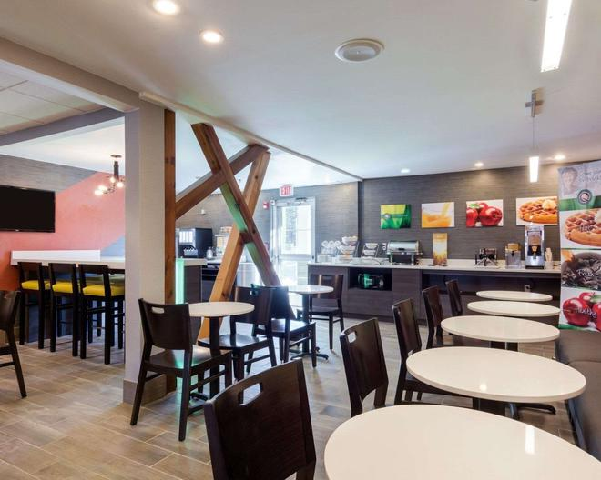 Quality Inn and Suites Ashland near Kings Dominion - Ashland - Restaurant