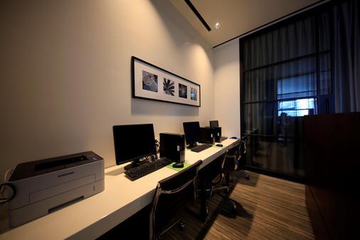 Solaria Nishitetsu Hotel Seoul Myeongdong - Seul - Business center