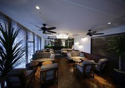 Solaria Nishitetsu Hotel Seoul Myeongdong - Soul - Oleskelutila