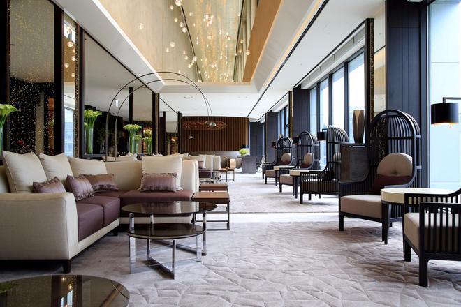 Solaria Nishitetsu Hotel Seoul Myeongdong - Seoul - Lounge