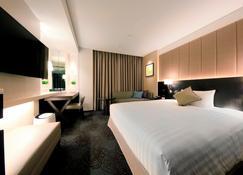 โรงแรมโซลาเรีย นิชิเตสึ โซล เมียงดง - โซล - ห้องนอน