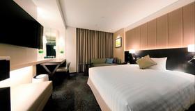索拉利亞西鐵酒店 - 首爾明洞 - 首爾 - 臥室