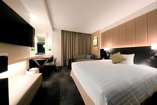 Solaria Nishitetsu Hotel Seoul Myeongdong - Seoul - Bedroom