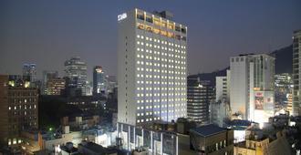 Solaria Nishitetsu Hotel Seoul Myeongdong - Söul - Utomhus