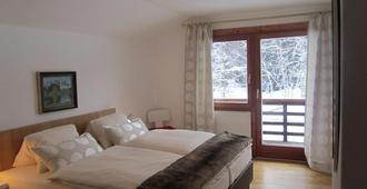 Hotel Berghof - Seefeld - Quarto
