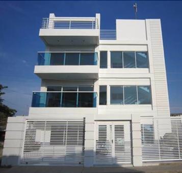 Hotel Valmar - Cartagena - Building